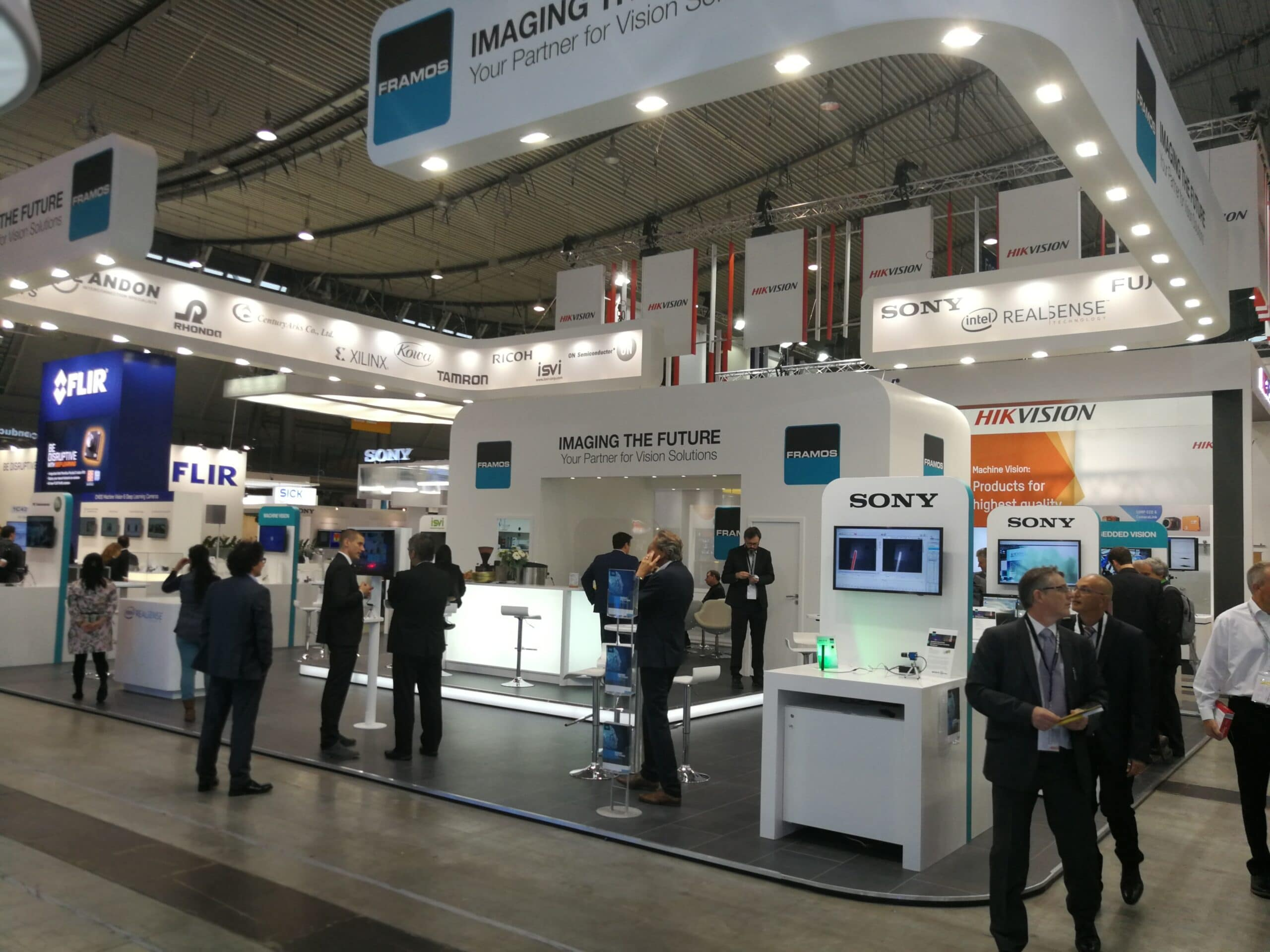 FRAMOS Showcases ToF, SWIR, and GMSL2 Among Other Leading Edge Technologies and Live Demos at the Vision Show 2021