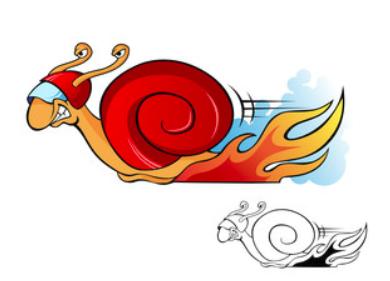 InspirationUpload-14042366-Running-Snail