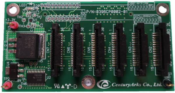 I/F Board for Jetson TX1/TX2 evaluation | Modules | FRAMOS