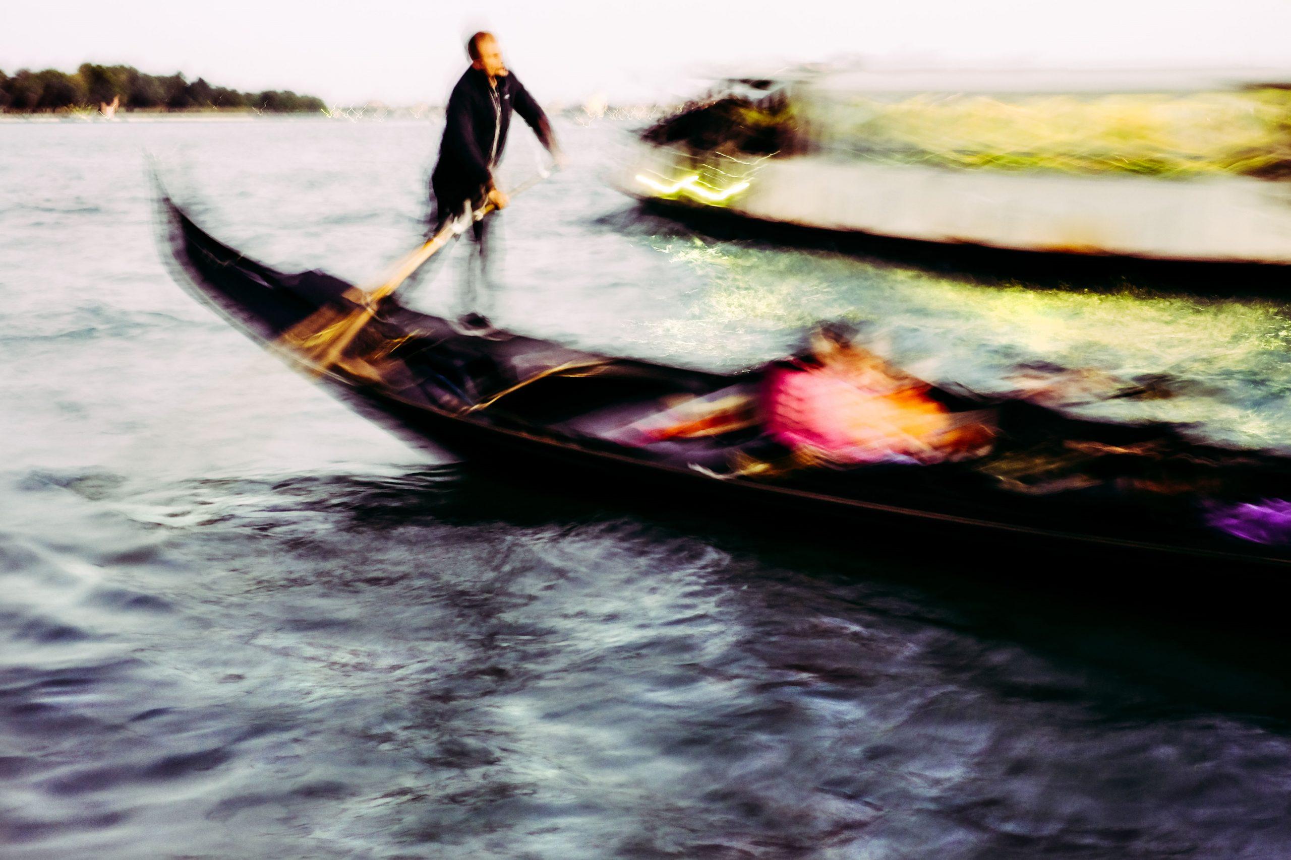 Verflogene Erinnerungen An Venedig Sebastian Krawczyk Gewinnt