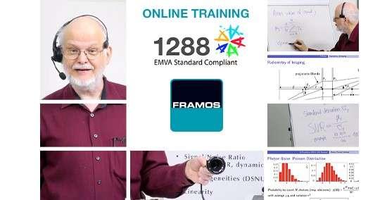 FRAMOS veranstaltet Online-Training zur neuen Version 4.0 des EMVA 1288 Standards