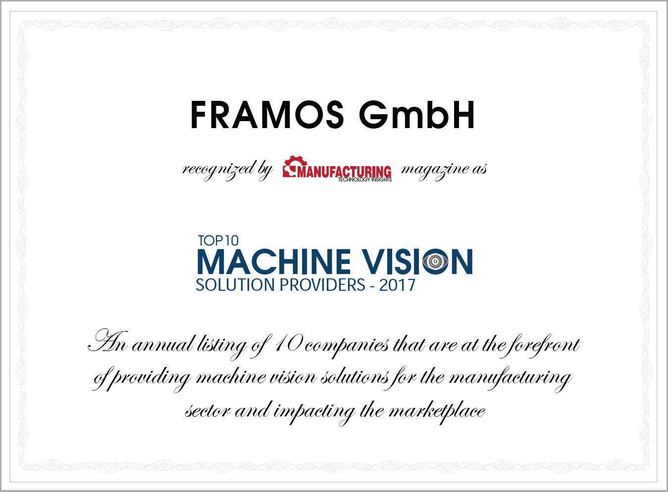 Zertifikat_Machine_Vision_Top_10_FRAMOS